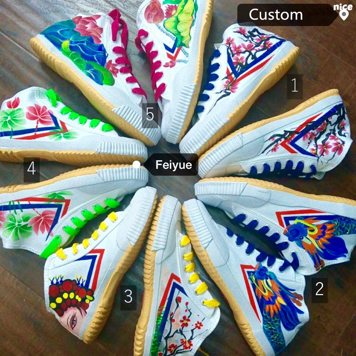 Custom Feiyue