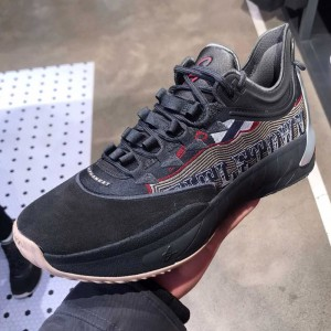"Anta Gordon Hayward GH1 ""BARBER SHOP"" 2020 Spring Basketball Sneakers"