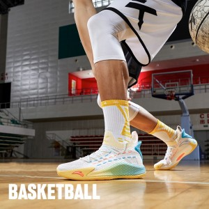 2020 Anta KT5 Klay Thompson 'Be Like Klay' Low Basketball Sneakers
