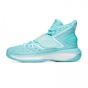 Anta KT Klay Thompson 2020 Outdoor Basketball Sneakers - Blue