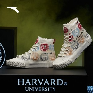HARVARD University X Anta 2020 Sportslife Women's Canvas Shoes
