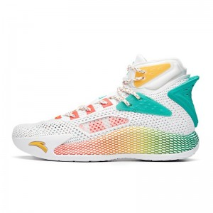 """Anta KT5 Klay Thompson """"Have Fun"""" Hight Top Basketball Sneakers"""