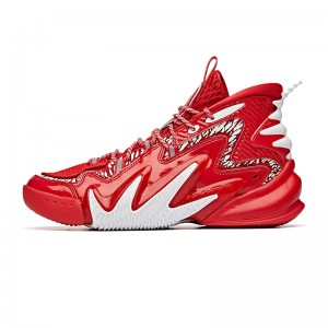 """Anta """"Crazy Tide"""" 2 x Marvel """"Carnage"""" Shock The Game Basketball Sneakers"""
