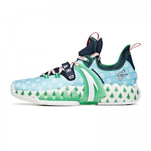 "Anta GH2 Gordon Hayward ""Christmas"" Men's Low Basketball Sneakers"