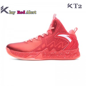 ANTA KT2 Klay Thompson Red Alert