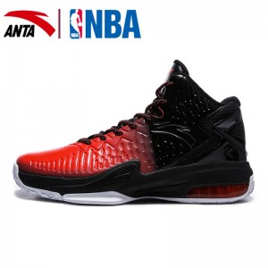 Anta 2017 Klay Thompson KT3 Lite NBA Basketball Shoes - Red/Black