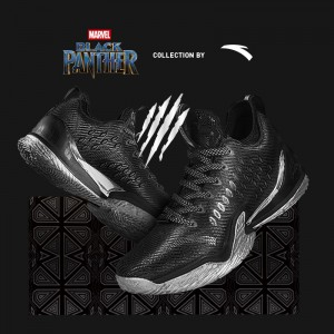"Anta x Marvel 2018 NBA Klay Thompson KT3 Low - ""Black Panther"""