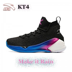 "Anta KT4 Klay Thompson Men's Basketball Sneakers - "" Make It Rain """