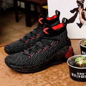 "Anta 2019 Klay Thompson KT4 Men's High Tops Basketball Shoes - ""Stinky Tofu"""