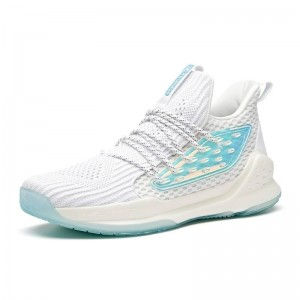 Anta Klay Thompson 2019 Anta KT Splash 1 Men's Basketball Sneakers - White/Blue
