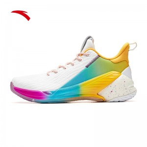 "Anta KT4 Klay Thompson Final Low Basketball Shoes - ""Shock The Game"""