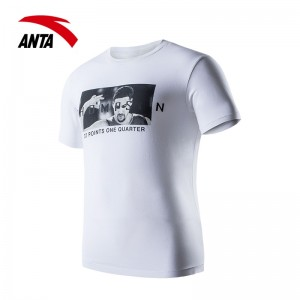 Anta 2018 Klay Thompson KT Theme Men's T-shirts