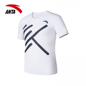 Anta KT 2018 Klay Thompson SHOCK THE GAME CHINA TOUR T-Shirt