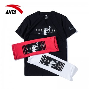 Anta KT 2018 Klay Thompson SHOCK THE GAME Basketball Culture T-Shirt