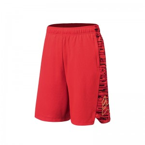 2019 KT Klay Thompson Basketball Shorts | Anta basketball pants