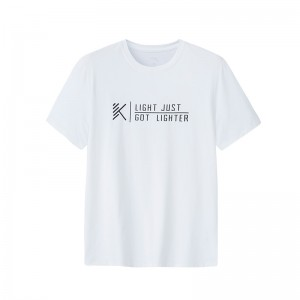 Anta 2019 KT Klay Thompson Men's Basketball Tee Shirts