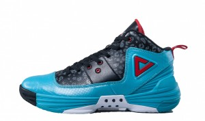 Peak GH3 George Hill Basketball Shoes - Blue/Black