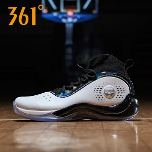 "361 Degree Stephon Marbury 2018 Winter New Sock-Like Basketball Shoes - ""Chasing Heart"""
