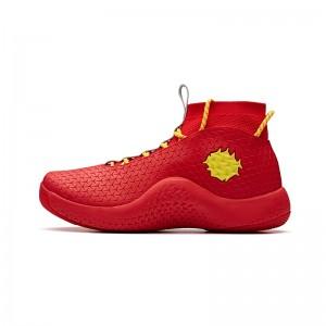Anta 2018 NBA 72th Anniversary Men's Basketball Shoes - Red