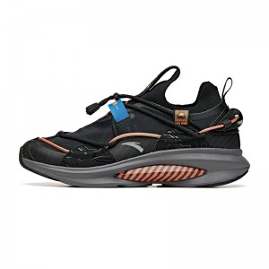 Anta X CASC  FLYING SAUCER Running Shoes Anta 2020 Running Shoes - Black