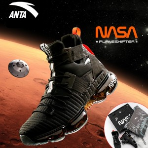 Anta X NASA Seeed 60th Anniversary Men's Basketball Casual Sneakers - 'MARS'
