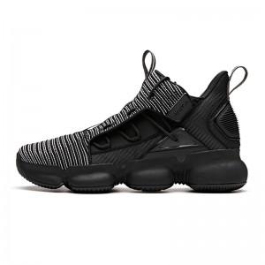 Anta 2018 High Tops Men's Basketball Sneakers - Black
