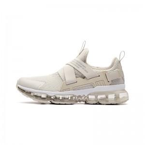 Anta x SEEED 2018 Fall New Men's Cushion Running Sneakers - Grey/White [91845508-6]