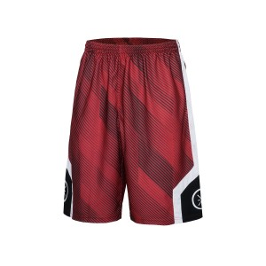 Li-Ning Wade Men's Breathable Basketball Competition Shorts - [AAPM021]