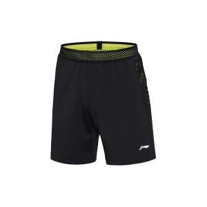 2018 Thomas Uber Cup Li-Ning China National Team Sponsor Men's Shorts - [AAPN155]