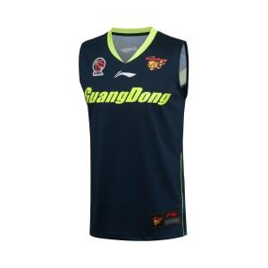 Li Ning 2017-2018 CBA Guangdong S.C.Tigers Team Basketball Away Jersey