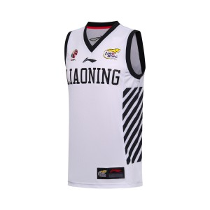 Li Ning 2017-2018 CBA Liaoning Flying Leopards Team Basketball Home Jersey