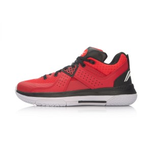 Li-Ning Way of Wade All City 5 - Red/Black