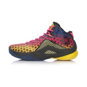 Li-Ning 2017 Way of Wade All in Team 4 Cushion Basketball Sneakers