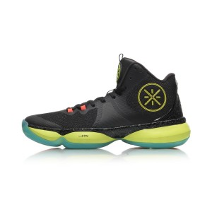 Li Ning 2017 Wade The Sixth Man II Mid Basketball Shoes