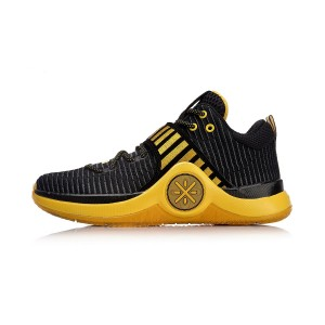 "Way of Wade WoW 6 ""CAUTION"" Men's Mid Professional Basketball Sneakers"