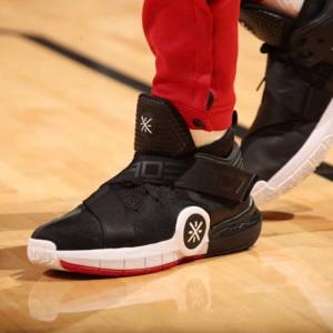 Li-Ning Way of Wade 2019 All City 7 Men's Basketball Shoes - Black/White