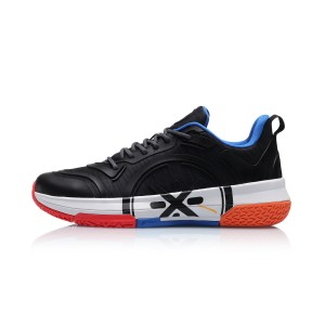 Way of Wade All City 7 Low Men's Professional Basketball match Sneakers - Black/White