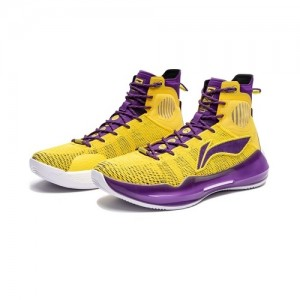 Li-Ning 2020 驭帅 YUSHUAI 13 THUNDER - KUZMA Basketball Sneakers