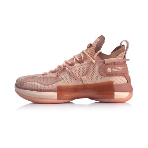 Li-Ning 2020 CJ MCCOLLUM SPEED VI Premium 'BREAST CANCER' Basketball Sneakers - Pink