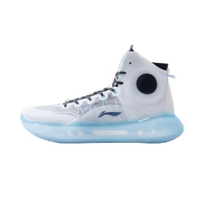 "Li-Ning 2021 YUSHUAI XIV 14 BOOM ""North Pole"" Men's Professional Basketball Competition Sneakers"