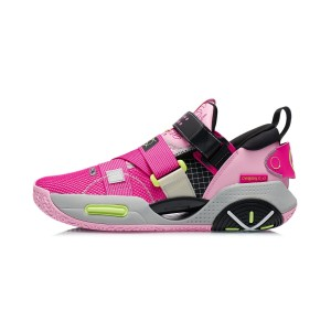 Wade 2021 ALL CITY 9 V2 Men's Professional Basketball Shoes - Pink