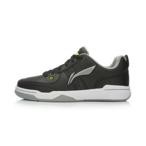 Li-Ning 2016 Summer Mens Basketball Culture Shoes - Black/Green/White/Grey