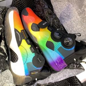 Way of Wade 8 'Pride' Rainbow Basketball Sneakers