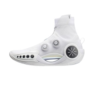 "Li-Ning X DFT WOW 9 INFINITY ""BALANCE""  New Design High Top Basketball Sneakers"