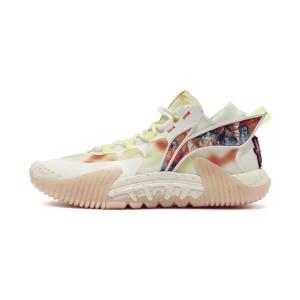 Li-Ning 2021 BADFIVE2 长安少年 Low Men's Outdoor Basketball Sneakers