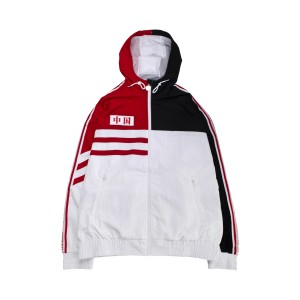 Li-Ning 2018 NYFW CHINA LI-NING Unisex Basketball Sport Coat Embroidery CHINA VINTAGE Jackets