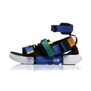 Paris Fashion Week Essence 2.0 PLATFORM Men's Light Sports Sandals