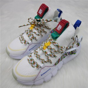 China Li-Ning 2020 Essence 2.3 Men's Basketball Casual Shoes - White/Green