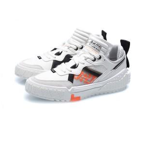 Li-Ning 001 Unblock 'The Legend Begins' Men's Classic Casual Shoes - White/Black