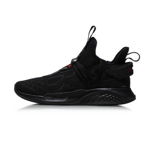 "Li-Ning 2019 COUNTERFLOW Series ""PENS AND SWORDS JIN XIU"" Men's Causal Shoes - Black"